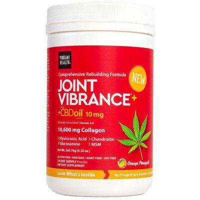 Natural Vibrance Joint Vibrance+ CBD