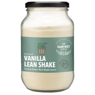 The Harvest Table Lean Vanilla Shake