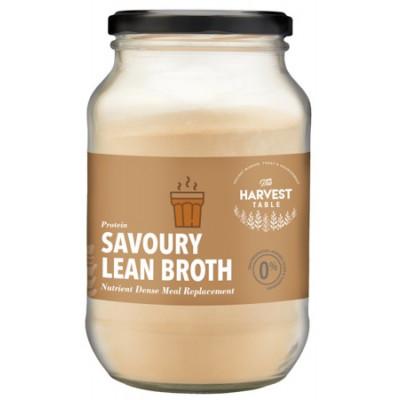 The Harvest Table Savoury Lean Broth