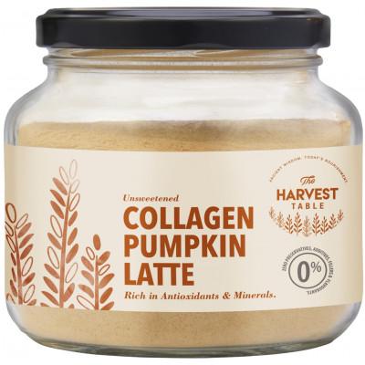 The Harvest Table Collagen Pumpkin Latte