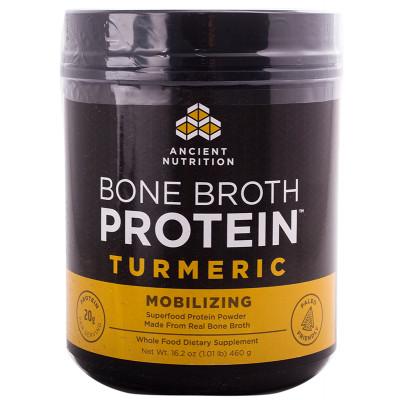 Ancient Nutrition Bone Broth Protein Turmeric