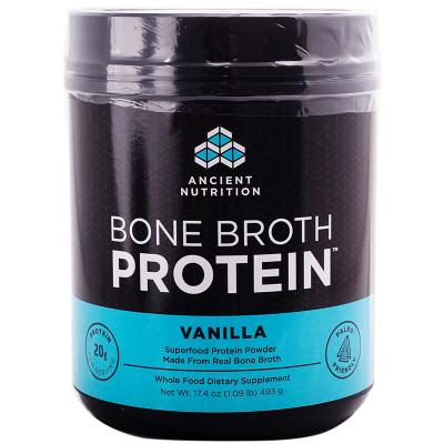 Ancient Nutrition Bone Broth Protein Vanilla