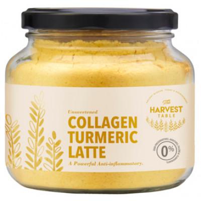 The Harvest Table Collagen Turmeric Latte