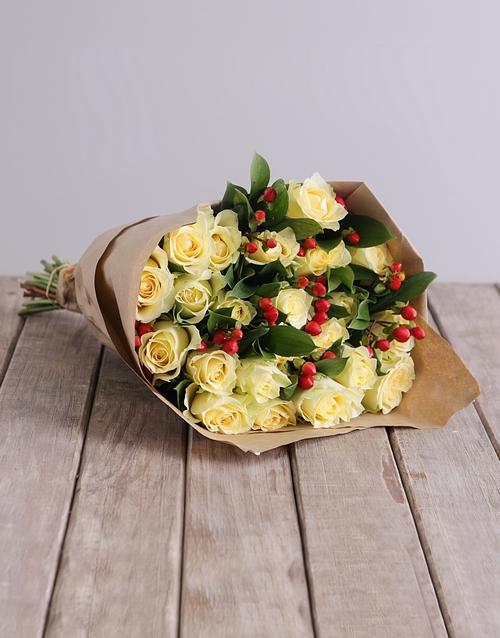 roses Cream Rose Elegance