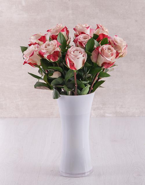 roses Really Pink Arrangement