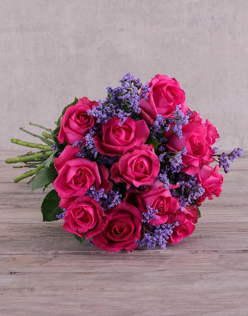 roses Delightful Cerise Roses