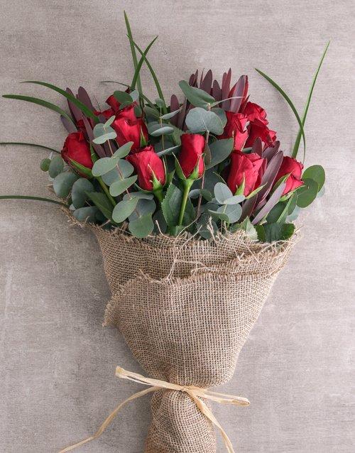 roses Rustic Red Roses