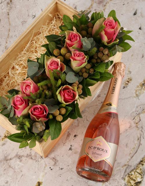 roses Bright Pink Rose Fantasia