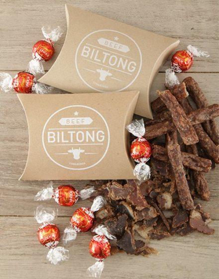 birthday Biltong and Chocs Treat Box