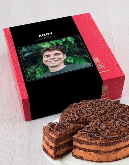 cakes Personalised Chateau Gateaux Photo Cake