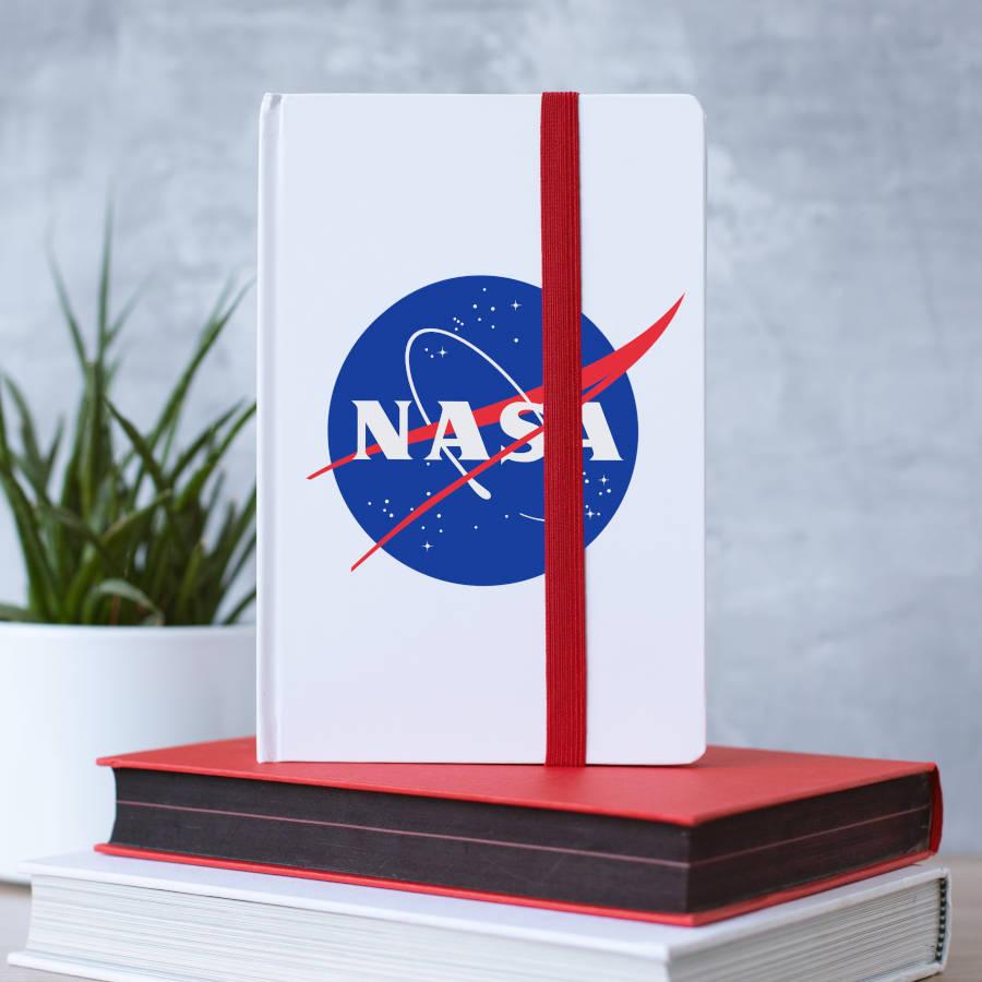 NASA Pocket Notebook (A5)
