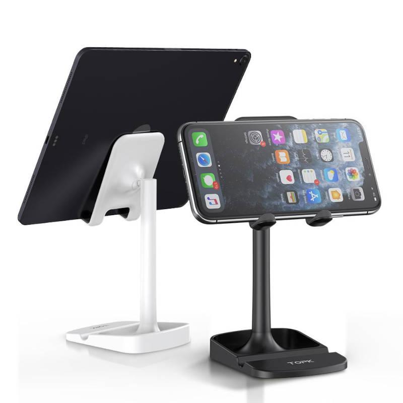 Topk Mobile Phone & Tablet Holder (Black)
