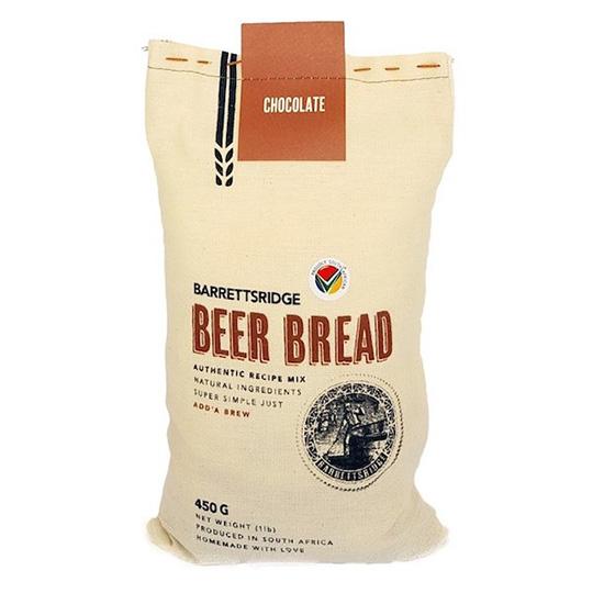 Barretsridge Beer Bread Recipe Mix 450g (Chocolate)