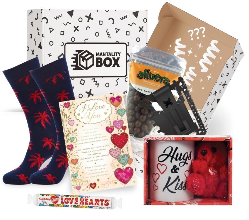 Mantality® Love & Romance Mystery Gift Box