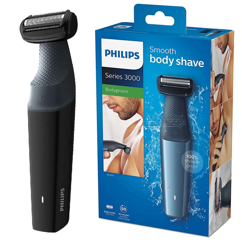 Philips Bodygroom - Smooth Body Shaver - BG3010