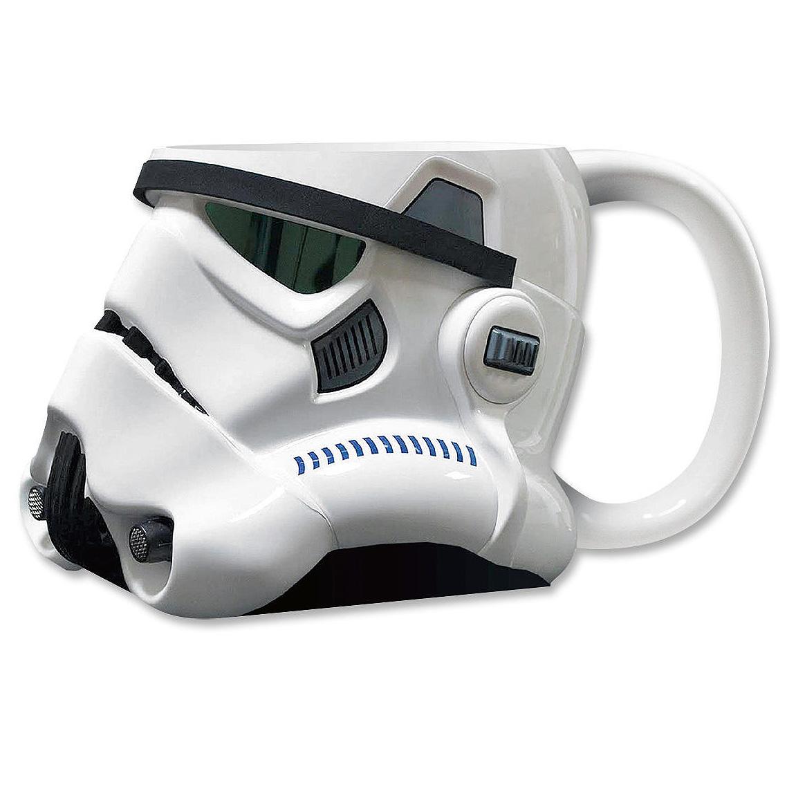 Star Wars Stormtrooper Helmet 3D Mug